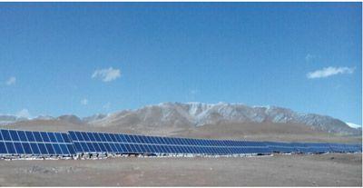 汇川IES100系列微网产品在世界最大离网型光伏电站上的应用(1)