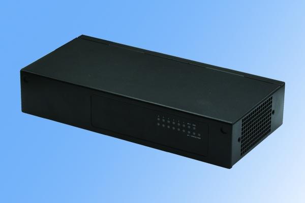 搭载凌动U!研扬推新桌上型网路安全设备:支持SFP模块